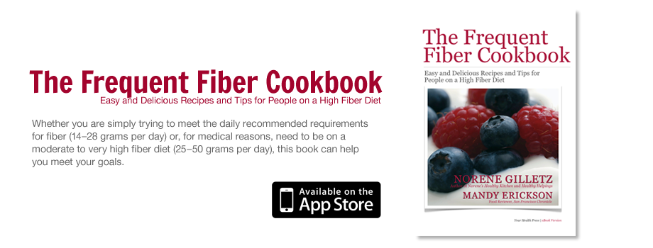 The Frequent Fiber Cookbook
